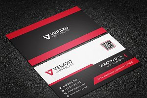 Modern & Stylish Business Card