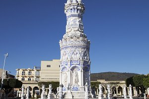 Monuments of Jamai,