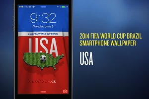 USA — World Cup 2014