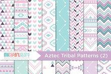 Digital Pattern - Tribal
