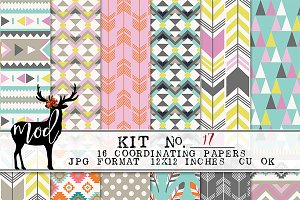 Background Paper Kit 17