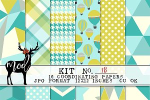 Background Paper Kit 18