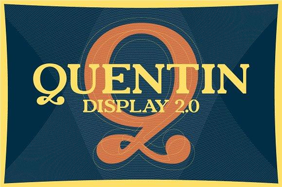 Quentin Version 2.0 - Display