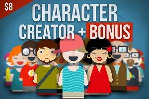 Vector Character Creator