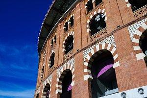 Bullring Las Arenas, Barcelona