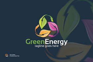 Green Energy - Logo Template