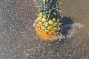 Pineapple and Beach Vibes 12