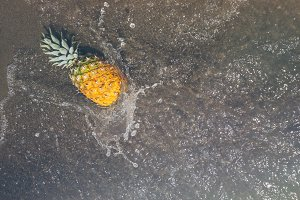 Pineapple and Beach Vibes 14
