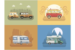 Rv Travel Collection Vol. 2.01.