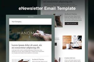 Responsive HTML eNewsletter Template