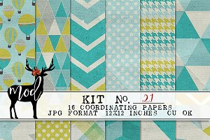 Background Paper Kit 21