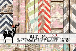 Background Paper Kit 22