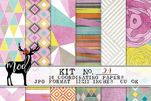 Background Paper Kit 24