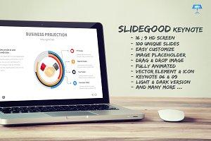 SlideGood Keynote Template