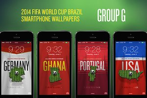 Group G — World Cup 2014
