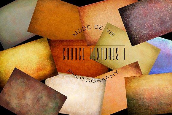 Grunge Textures I