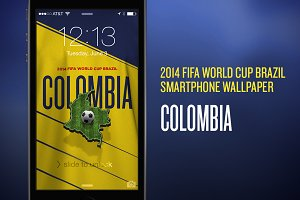 Colombia — World Cup 2014