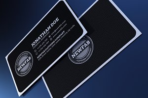 Elegant Business Card #42
