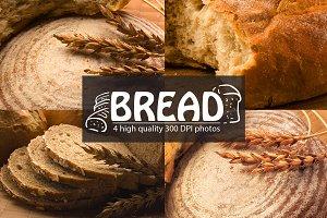 Bread set.