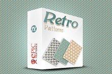 Retro Patterns v.28