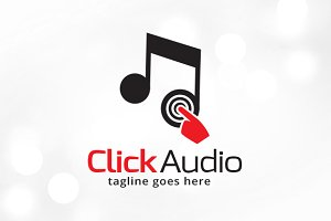 Click Audio Logo Template