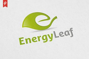 Energy Leaf Logo