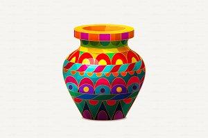 ♥ vector  vintage volume vase