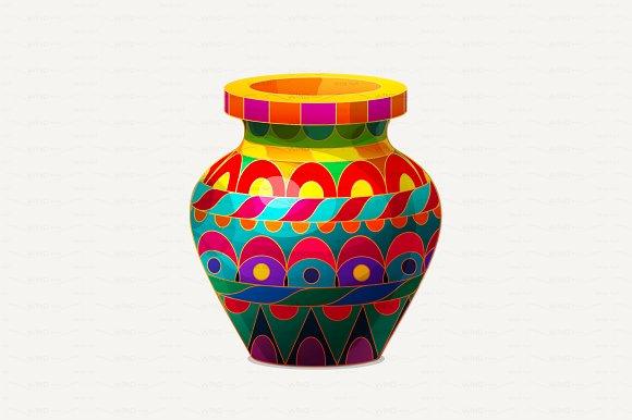 vector  vintage volume vase