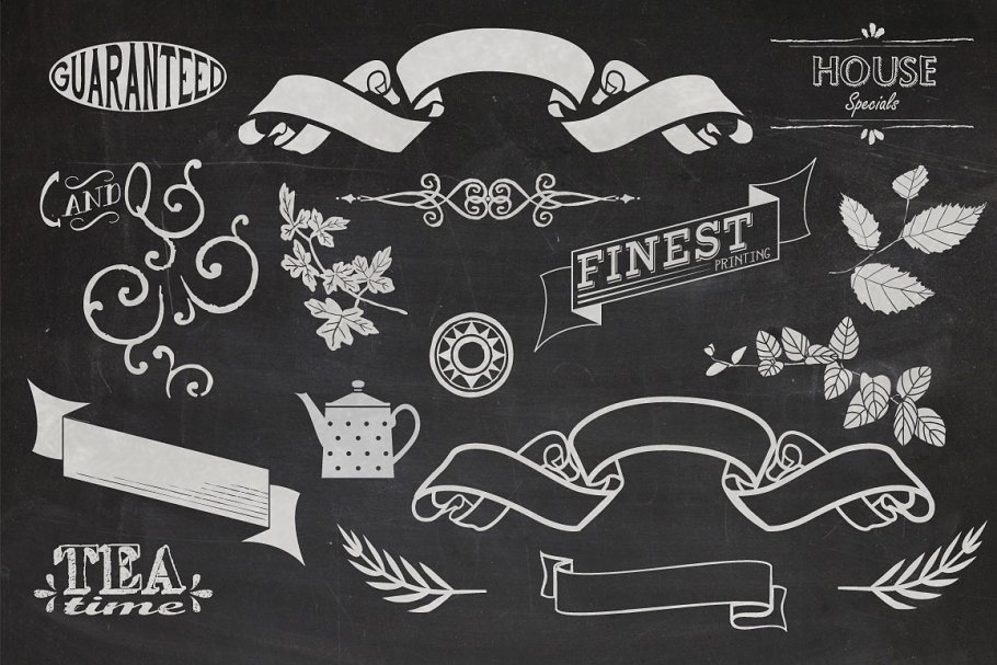 Banners, Frames & Etchings in Objects - product preview 2