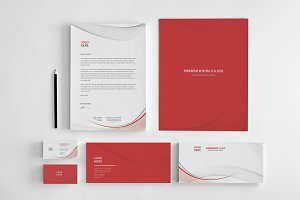 Stationery Pack Vol 01