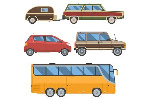 Auto Travel Car Collection