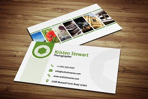 Photography Business Card 11