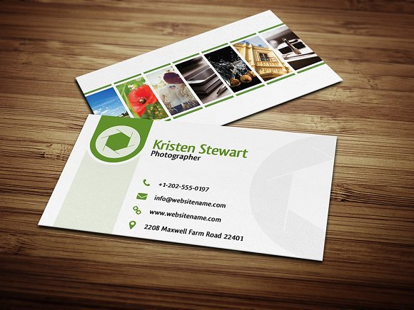 Photography business card templates gidiyedformapolitica photography business card templates flashek Choice Image