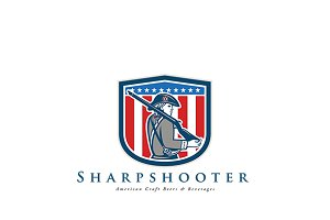 Sharpshooter American Craft Beer Log