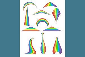 №127 Rainbow