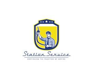 Station Service Logo