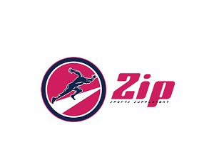 Zip Sports Supplement Logo
