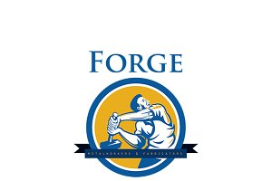 Forge Metal Workers Logo