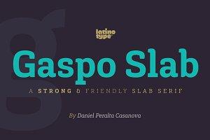 Gaspo Slab - 30% off