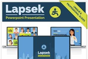 Lapsek 2.0 Presentation Templates