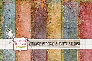 Vintage Paperie 2 {dirty solids}