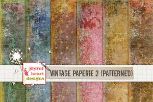 Vintage Paperie 2 {patterned}