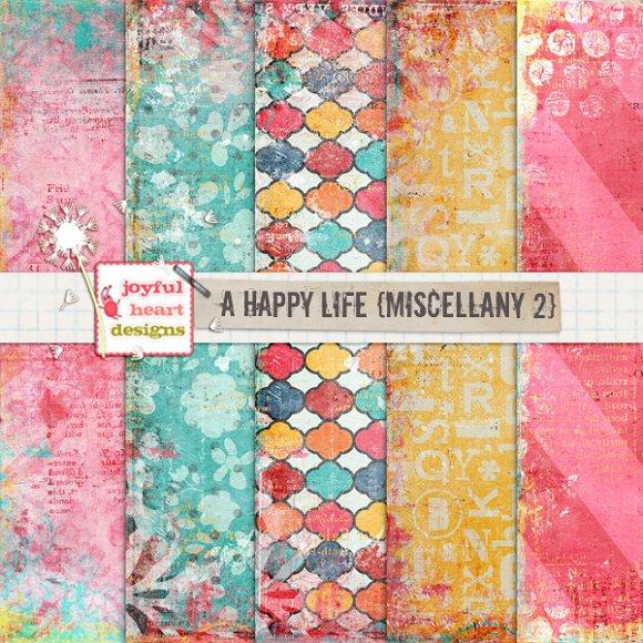 A Happy Life {miscellany 2}