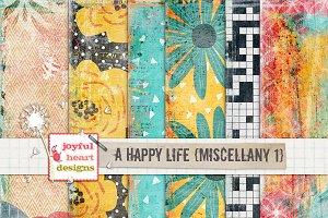A Happy Life {miscellany 1}