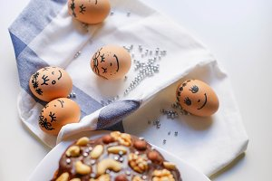 eggs idea for Easter