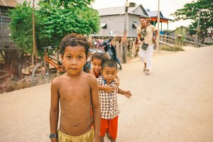 Khmer Kids