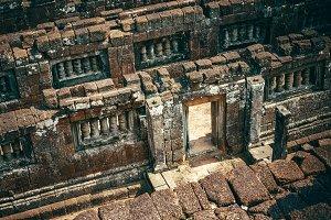 Cambodian Maze