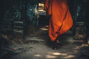 Moving Monk