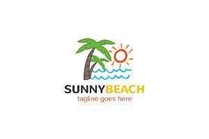 Sunny Beach Logo