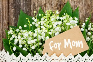 Lilly of valley for Mom
